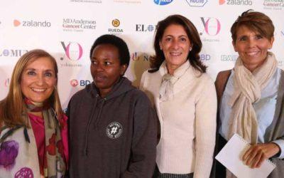 X Viaje a través del cáncer de mama