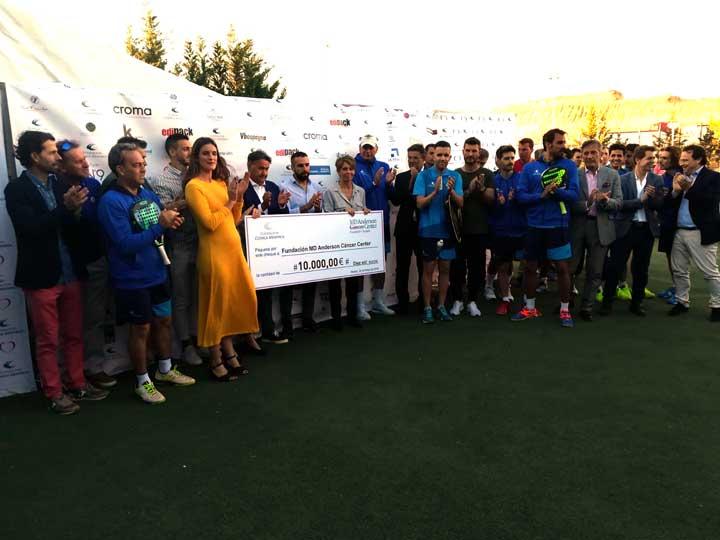 Entrega de los premios Clínica Menorca