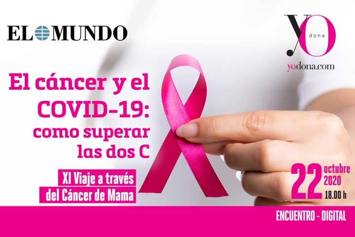 XI Viaje a través del cáncer de mama: El Cáncer y el COVID