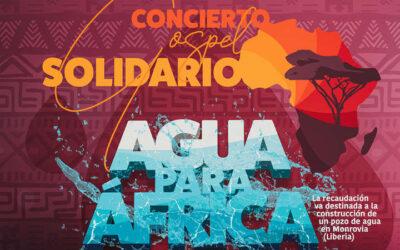 Concierto solidario «Agua para Africa» con el Coro Gospel de Madrid